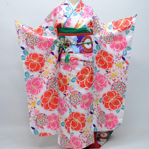振袖・帯・襦袢 3点セット 和遊日 wayu-bi 成人式 新品(株)安田屋 NO23368_画像2