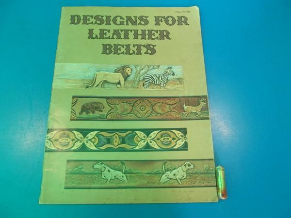 DESIGNS FOR LEATHER BELTS_画像1