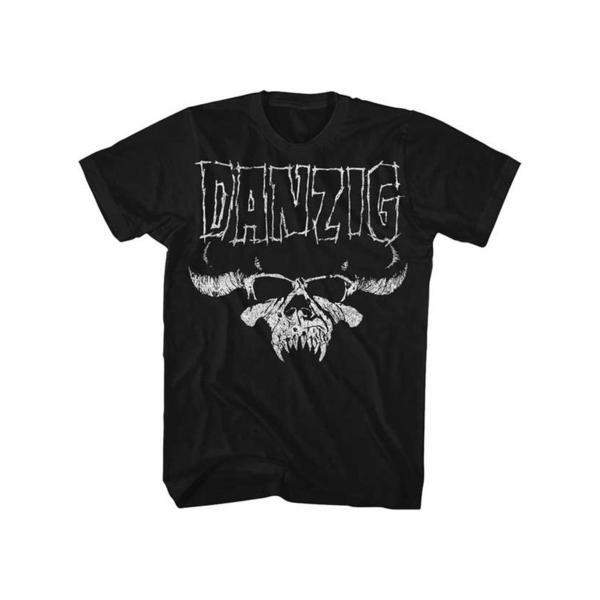 Danzig バンドTシャツ ダンジグ Skull Logo M