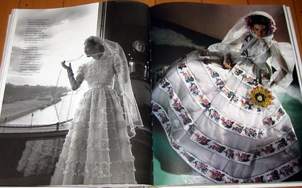 洋書 ビンテージ ウエディング 100年間のブライダルファッションとスタイル/ Vintage Weddings: One Hundred Years of Bridal Fashion_画像2
