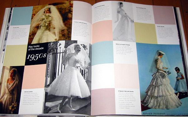 洋書 ビンテージ ウエディング 100年間のブライダルファッションとスタイル/ Vintage Weddings: One Hundred Years of Bridal Fashion_画像3