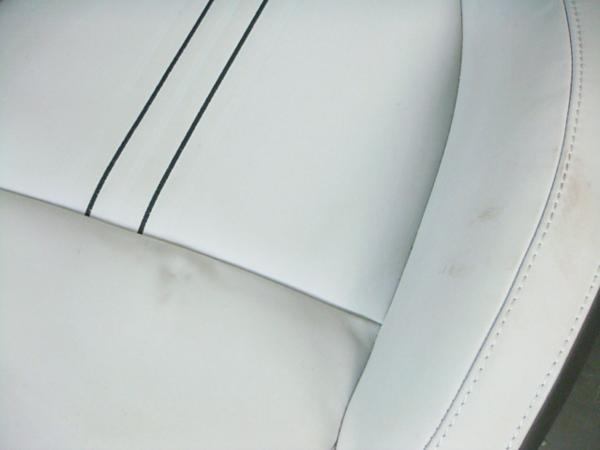 フィアット アバルト500 純正 シート フロント 左右 2脚セット_画像7