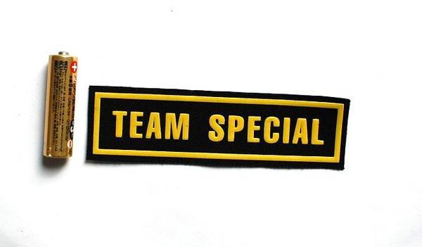 TEAM SPECIAL ロシア軍 特殊部隊 胸章 ワッペン パッチ ブレストタグ エンブレム 送料無料 部隊章 スぺツナズ_画像1
