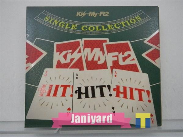 Kis-My-Ft2 HIT! HIT! HIT! 初回限定盤 CD+2DVD+写真集 1円