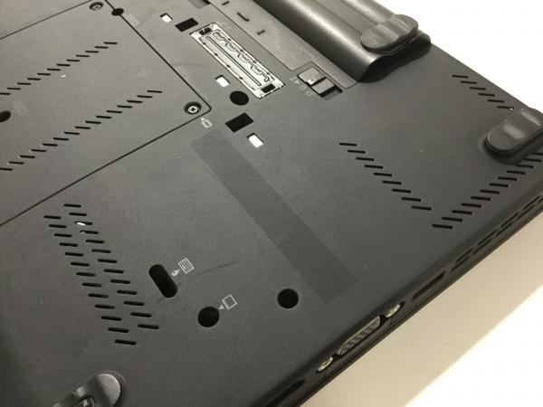 ジャンク!Lenovo 4286-R91○Core i5-2410M 2.3G 8G 120G_画像4