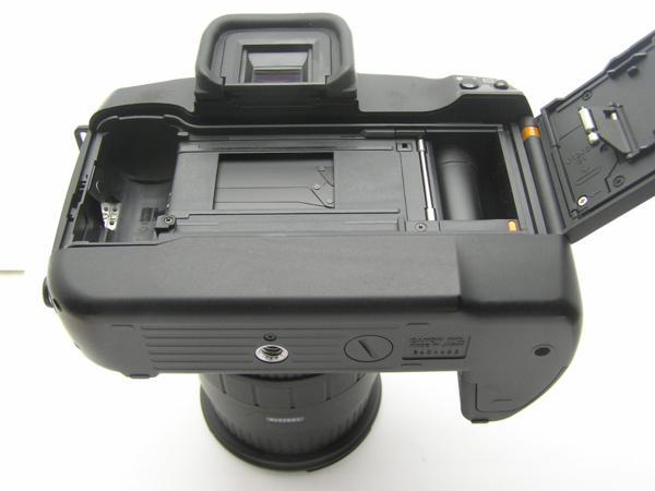 ★ハロ-カメラ★5792 Canon EOS 5(SIGMA AF 28-105mm F2.8-4)多少の難有り動作品_画像4