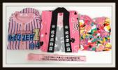 ももいろクローバーZ 佐々木彩夏 モザイクパーカー+法被+ユニフォーム/グッズ/【10