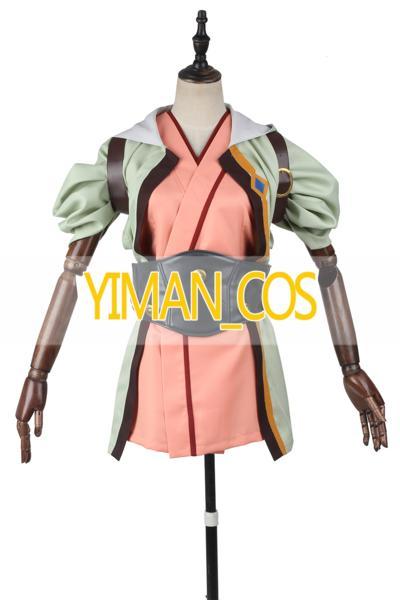 甲鉄城のカバネリ 鰍 コスプレ衣装 グッズの画像