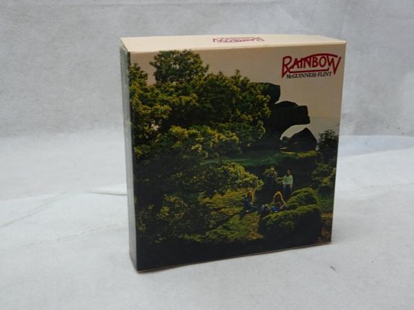 箱のみ McGUINNESS FLINT RAINBOW 特典ボックス CD無し