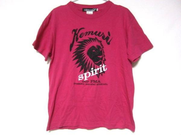 KEMURIケムリPMA(positive mental attitude)TシャツピンクS
