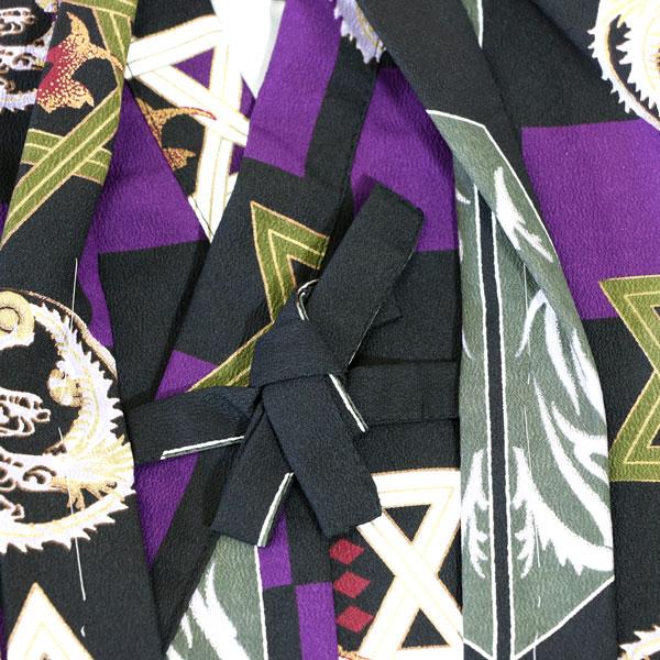 一つ身 二部式羽織着物セット 男児 ベビー用 新品 (株)安田屋_画像3