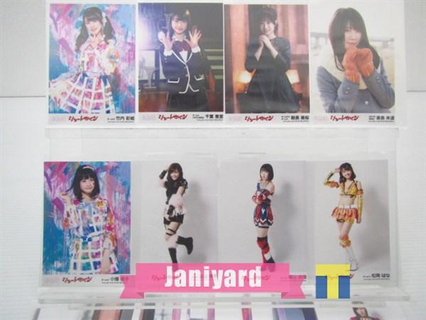 AKB48 SKE48 NMB48 HKT48 NGT48 生写真 混合 36枚 シュートサイン 1円