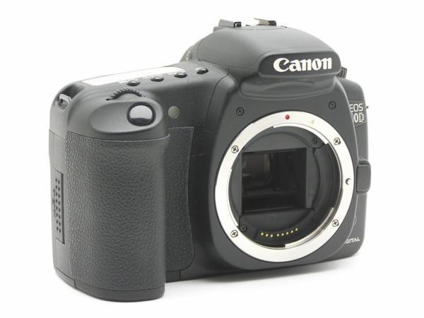 ★ハロ-カメラ★5690 Canon EOS 20D ボディ(有効 約820万画素/CF) 動作品_画像3