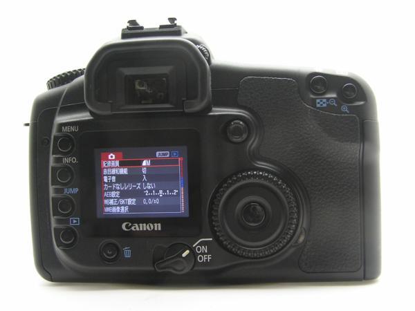 ★ハロ-カメラ★5690 Canon EOS 20D ボディ(有効 約820万画素/CF) 動作品_画像4