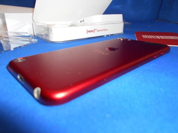 Apple iPod touch 16GB 第5世代 レッド RED MGG72J/A special edition B_5_画像4