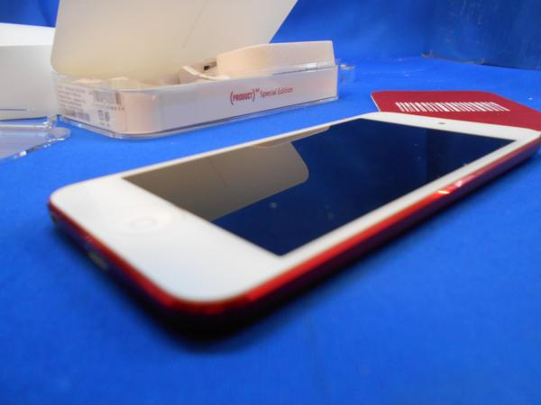 Apple iPod touch 16GB 第5世代 レッド RED MGG72J/A special edition B_5_画像5