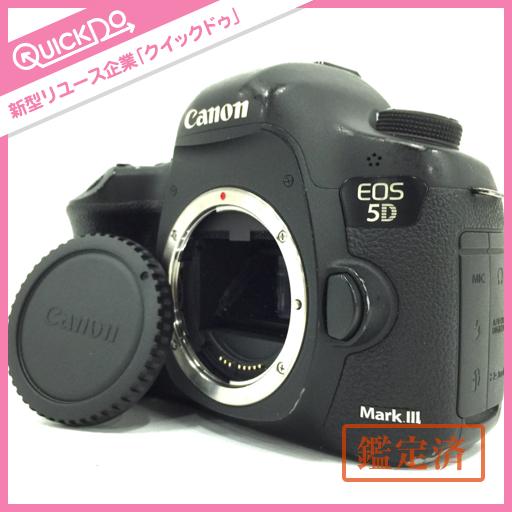 1円 キャノン Canon EOS 5D MarkⅢ デジタルカメラ ボディ 動作品 付属品有り