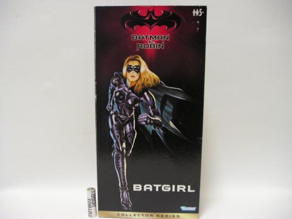 TB■ケナー バットマン&ロビン バットガール 12インチ グッズの画像