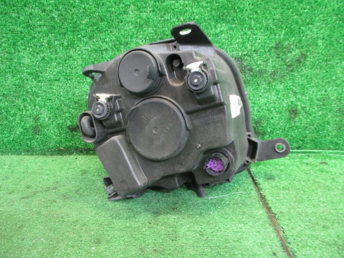 S管理50522 H23 FIAT フィアット 500 ツインエアポップ ABA-31209 左ヘッドライト _画像2