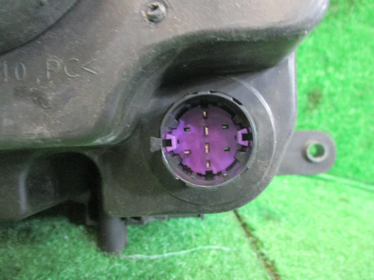 S管理50522 H23 FIAT フィアット 500 ツインエアポップ ABA-31209 左ヘッドライト _画像3