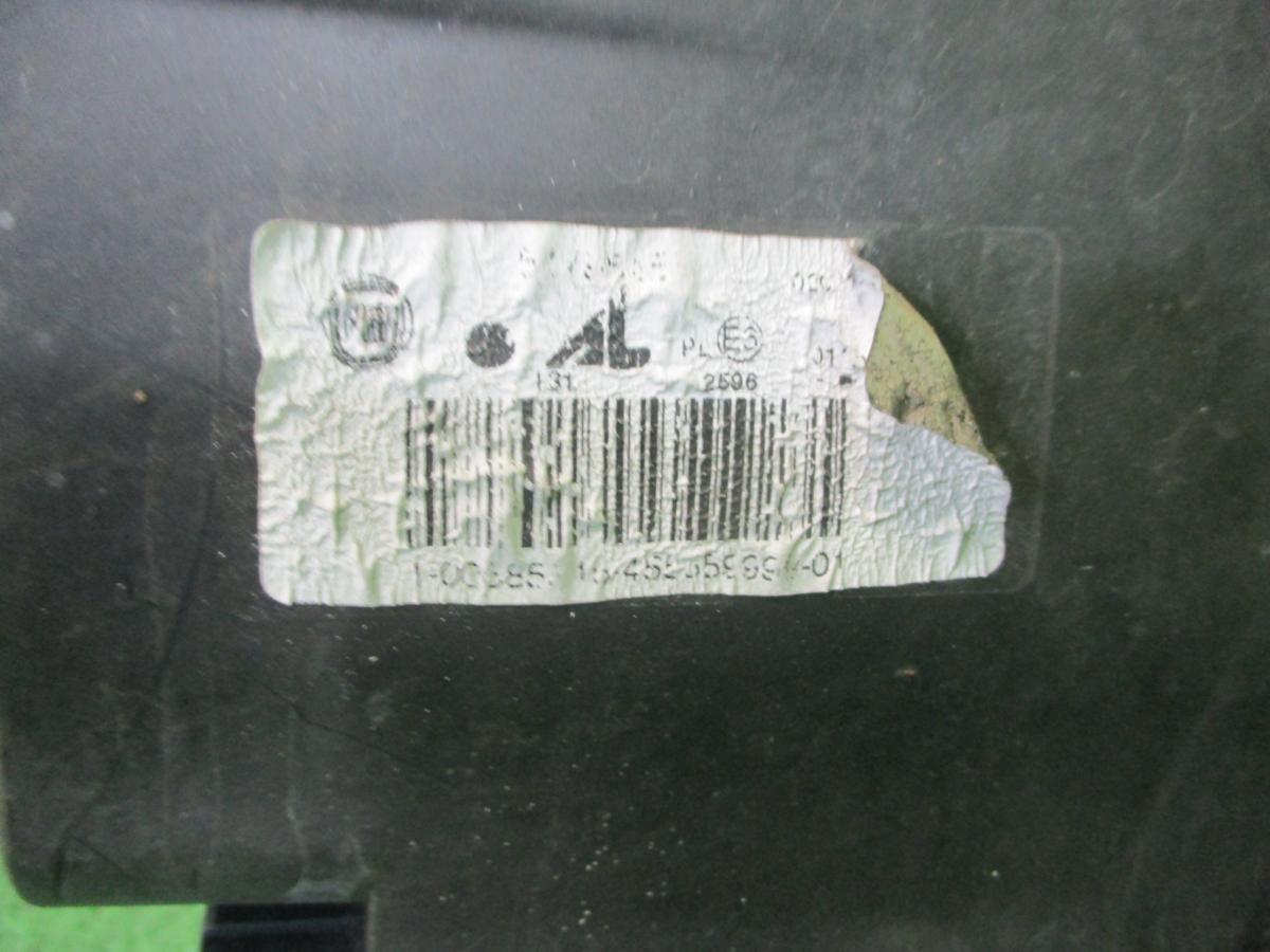 S管理50522 H23 FIAT フィアット 500 ツインエアポップ ABA-31209 左ヘッドライト _画像4