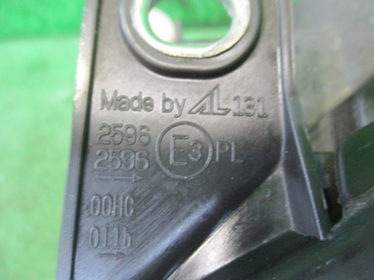 S管理50522 H23 FIAT フィアット 500 ツインエアポップ ABA-31209 左ヘッドライト _画像5