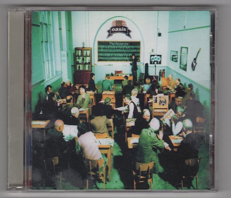 Oasis / The Masterplan_画像1