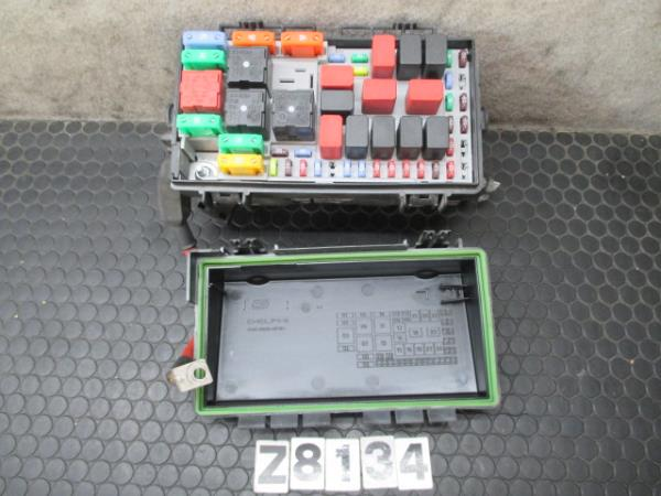 fiat grande punto 199141 fuse box fuse relay 1 point 199a6 h18 year no z8134