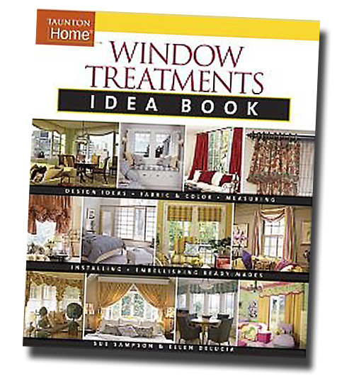 インテリア洋書 窓装飾 アイデアブック / Window Treatments Idea Book(輸入品)_画像1