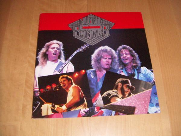 ●即決!ツアー パンフ:ナイト・レンジャーNIGHT RANGER 1985