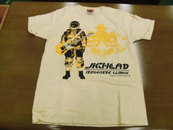 JIGHEAD ジグヘッド Tシャツ MARS SIXTEEN グルグルUFO