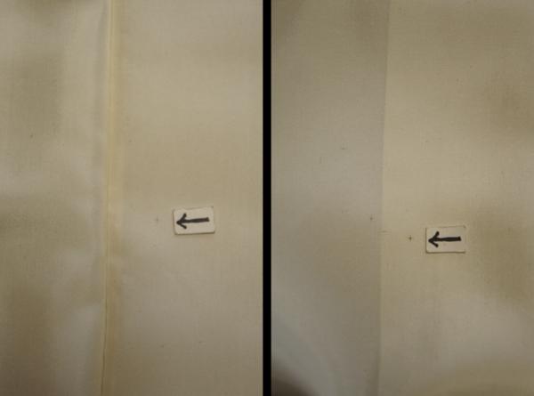 うすグレー本紋地紋波松千鳥裾模様1ッ紋訪問着比翼付H8287_うすグレー地波に松千鳥裾模様1ッ紋訪問着