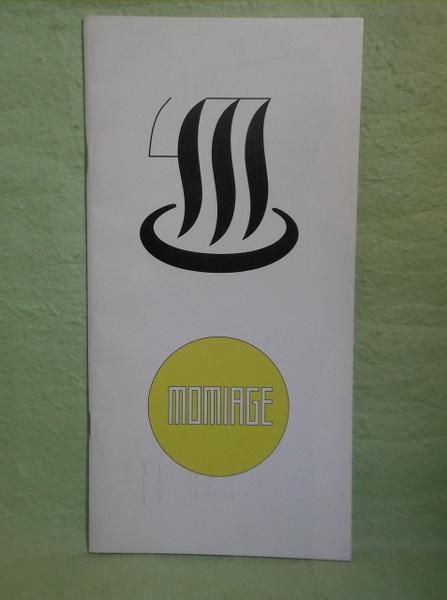 YMO MOMIAGE 非売品CD特典ブックレット/Y M O/細野晴臣 坂本龍一