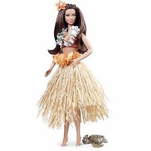 バービー コレクター ドール ハワイ/ The World Hawaii / Barbie Collector Dolls of The World Hawaii, USA Doll(輸入品)_画像1