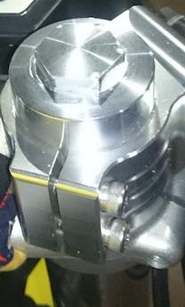 弁天部品 bros650 フロントフォーク延長キット 65ミリ(ハンドル交換)(セパハン)(カフェレーサー)(車高アップ)などに_画像4