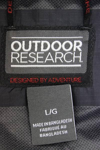 1T7980/新品 アウトドアリサーチ ヘリウムハイブリッドフーデッドジャケット OUTDOOR RESEARCH_画像3