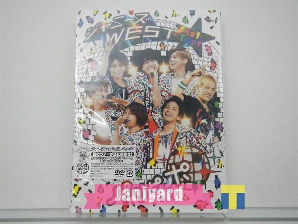 ジャニーズWEST DVD パリピポ 初回仕様 1円