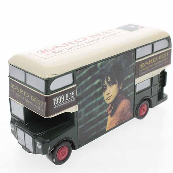 ■ ZARD 坂井泉水 オルゴールバス 揺れる想い 中古 ライブグッズの画像