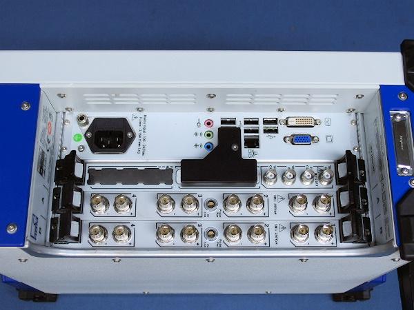 HBM ポータブルデータレコーダ GEN2I-2 GN412-2 100MSs DAQ 中古_画像2