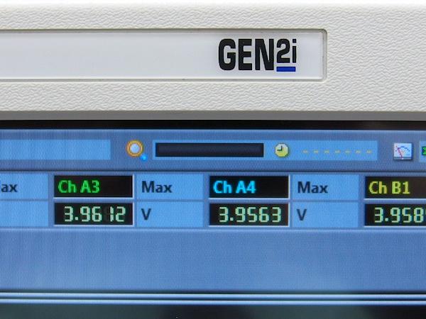 HBM ポータブルデータレコーダ GEN2I-2 GN412-2 100MSs DAQ 中古_画像6