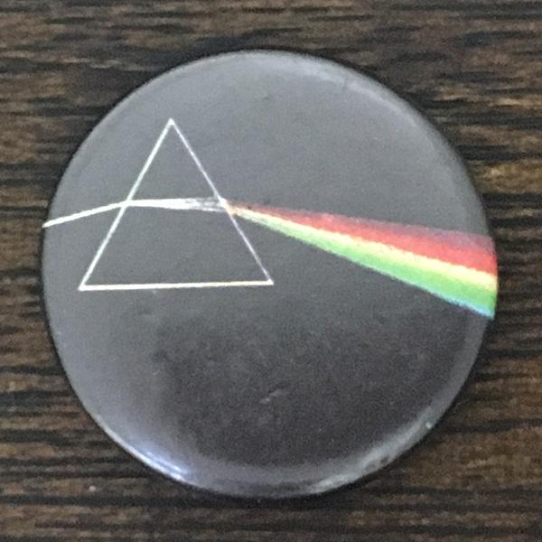 ピンク・フロイド 狂気 缶バッジ Pink Floyd Badge プログレ ライブグッズの画像