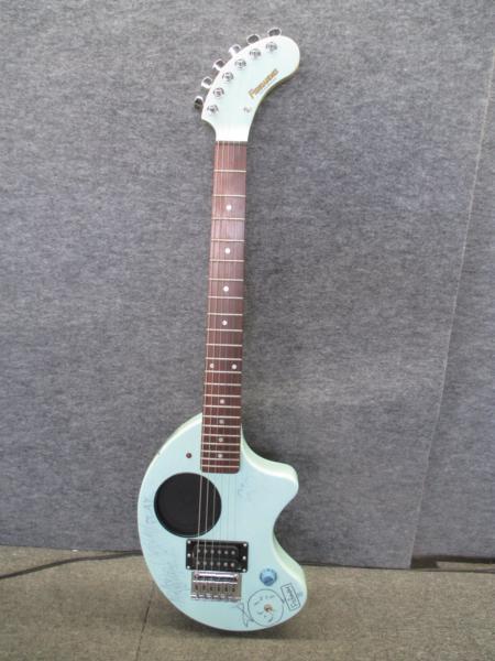 FERNANDES ぞうさん アンプ内蔵エレキギター ジャンク Y8284