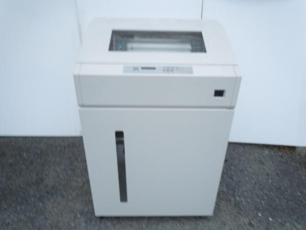 日本ユニシス JPK0550-APL リモートプリンタ FDP0550型印刷装置_画像1