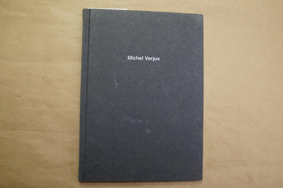 ●Michel Verjux ミシェル・ヴェルジュ 1996年_画像1