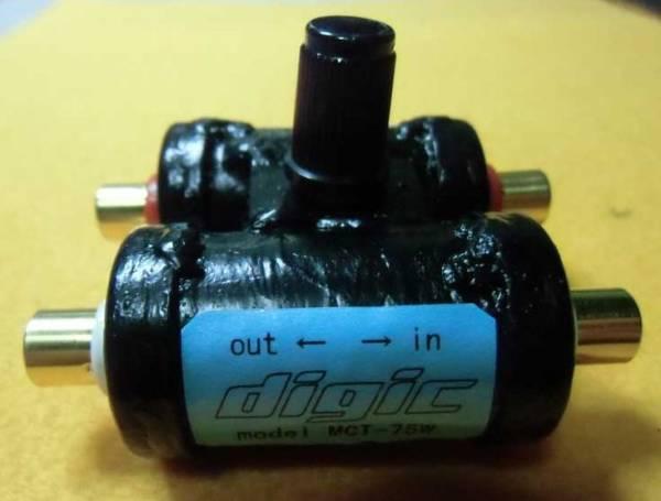 SQ-38FD等に使用できる 手創り MC用 昇圧トランス_画像2