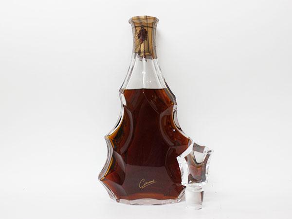 ★カミュ ジュビリー バカラボトル *替栓付 アルコール度数:40% 内容量:700ml