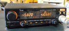 """144/430MHzFM10W""""IC-2330""""動作ももジャンク扱い!使い捨て用に!"""
