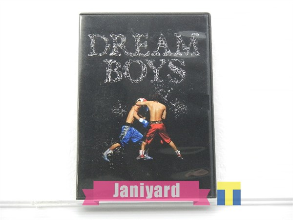 DVD DREAM BOYS 2007 亀梨和也 Kis-My-Ft2 A.B.C 1円