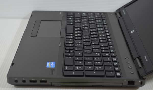 03W8 HP ProBook 6570b Core i5 3210M 4GB 320GB Windows 7 Professional 64bit 高解像度液晶 HD+ 1600x900 WiFi 無線LAN webカメラ 内臓_画像6