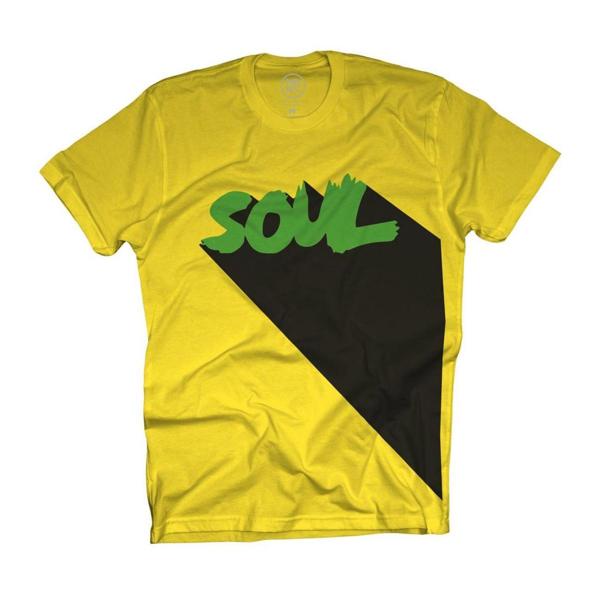 De La Soul Tシャツ デ・ラ・ソウル Soul On YELLOW L